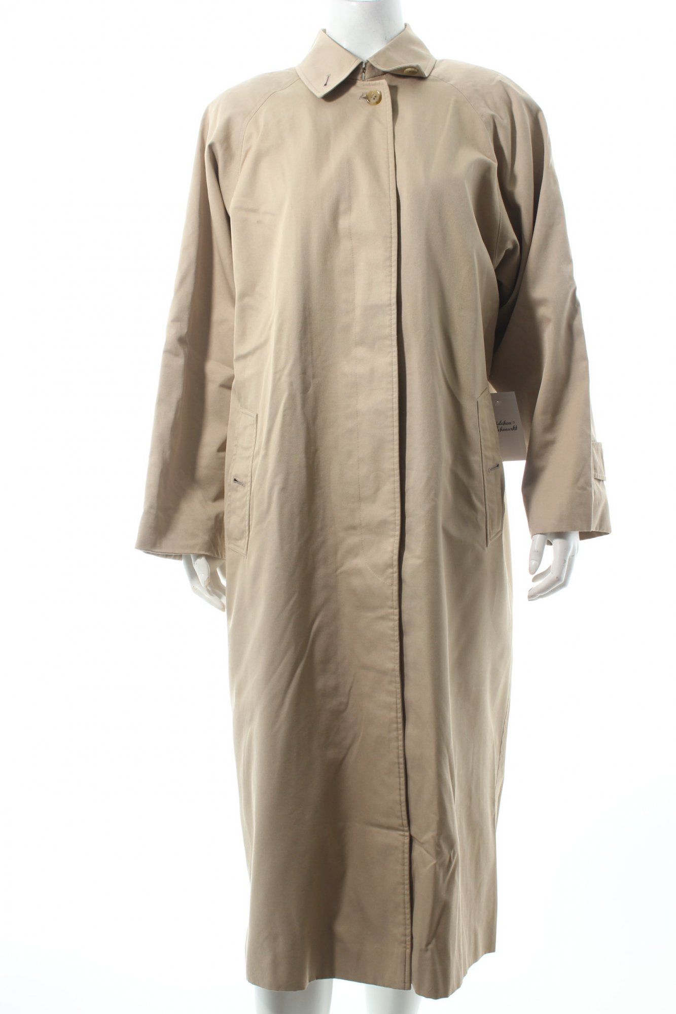 burberry trenchcoat beige klassischer stil damen gr de 40 mantel coat ebay. Black Bedroom Furniture Sets. Home Design Ideas